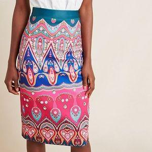 New Anthropologie Layla Siddhartha Bansal skirt